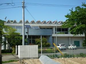今井小学校太陽光